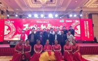 旅投资本公司组织参加总部2018年新春茶话会