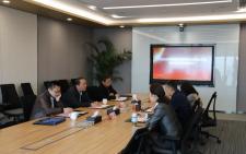 市营商环境专项巡查第五组领导莅临旅投创业公司开展巡查工作