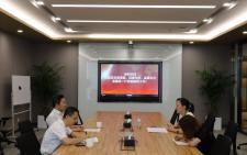 武昌区领导到旅投创业公司开展回访工作